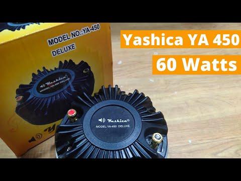 Yashica Ya 450 Tweeter HF