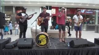 Rubber Duc Live At IStore Mall Of Africa