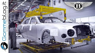 Bentley Mulsanne - Handcrafted PRODUCTION