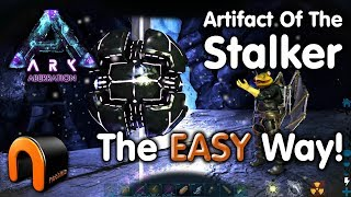 ARK - ARTIFACT OF THE STALKER Aberration EASY WAY!