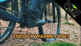 Endlich warme Füße? MTB Winterschuhe | MTBTravelGirl