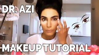 Dr. Shirazi's Make Up Tutorial