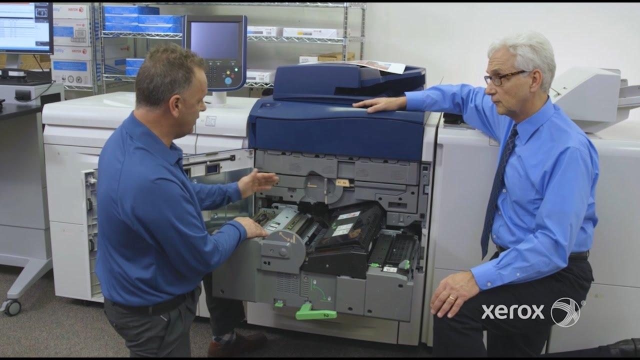 Xerox Versant 180 Digital Printing Machine - Xerox
