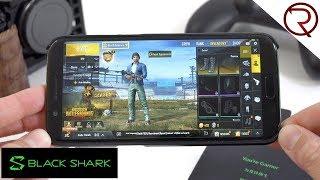Xiaomi Black Shark Gaming Test - PUBG, Legends, GTA SA, ARK, Asphalt 8