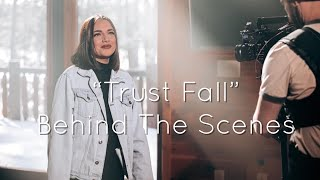 Trust Fall - Kait Weston Behind The Scenes