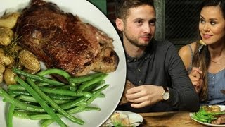 What to Cook For a Guy on a Date With SORTED Food   Dinner Recipe   Food How To