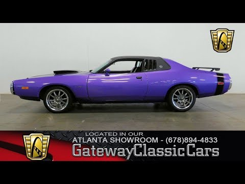 Video of '72 Charger - LWKA