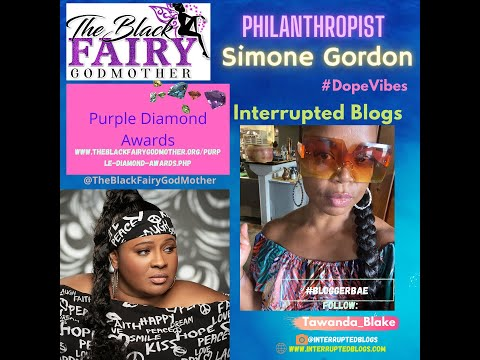 Interrupted Blogs Interview with Simone Gordon