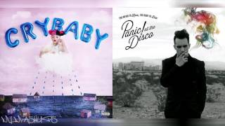 Melanie Martinez vs. Panic! At The Disco - Far Too Young To Sippy (Mashup)