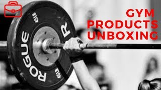 GYM Products Unboxing /AK ENTERTAINMENT/gym Products/