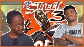DID THAT JUST HAPPEN?!! - NFL Street 3   #ThrowbackThursday ft. Juice and Trent