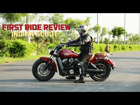 First Ride Review | Indian Scout – A Classic Cruiser With a Modern Heart