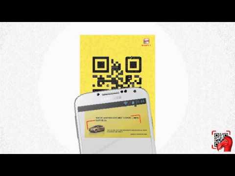 Video of QR Barcode scanner +Flashlight