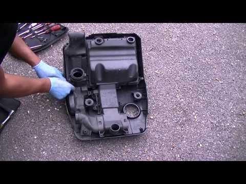 Der Motor ist der Dieselmotor das Benzin besser