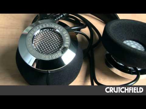 Grado PS1000 and PS500 Headphones | Crutchfield Video