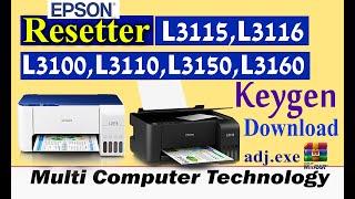 💐 Epson l120 adjustment program crack | Epson L220 Resetter
