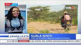 Uvamizi wa nzige nchini | Suala Nyeti