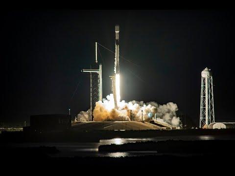 Ракета-носій SpaceX стартувала на орбіту з новою партією з 57 інтернет-супутників Starlink