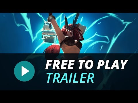Battlerite - Free-To-Play Launch Trailer thumbnail