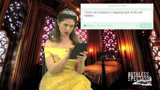 Tweets of The Rich & Famous: Belle #8