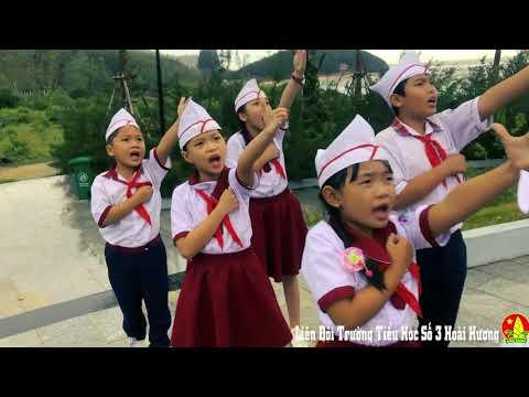 VIDEO CLIP THIẾU NHI CÁC DÂN TỘC HÁT QUỐC CA TẠI CÁC   ĐỊA CHỈ ĐỎ EM YÊU TỔ QUỐC VIỆT NAM