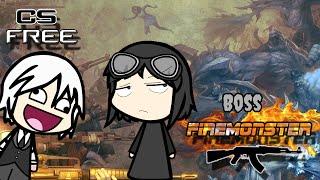 CS Free | Descargar BOSS FireMonster para CS 1.6 ᴴᴰ