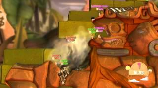 Minisatura de vídeo nº 1 de  Worms Battlegrounds