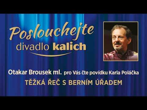 08 Otakar Brousek ml. - Těžká řeč s berním úřadem