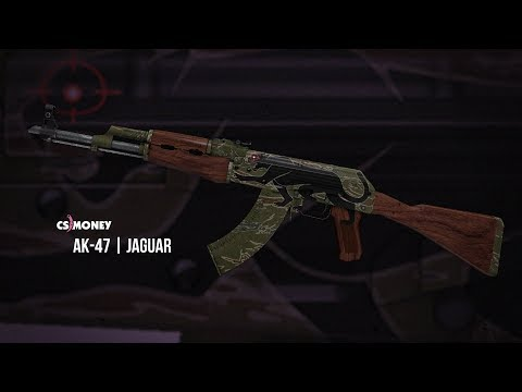 Jaguar AK47 Game Play Video