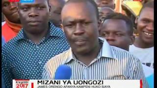 Kivumbi 2017: Mizani ya Uongozi - Sehemu ya Kwanza