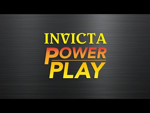 Invicta Power Play 10.14