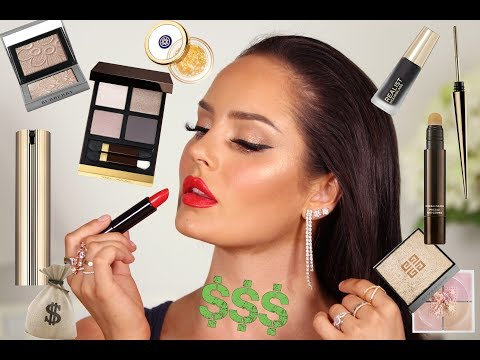 $1,400 WORTH OF MAKEUP! Applying All My High End Makeup!