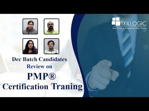 SKILLOGIC PMP Training in Bangalore Reviews - Classroom ...