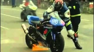 Самые опасные мотогонки мира гонки серии TT, на острове Мэн