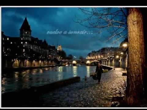 Paris - La oreja de van gogh (with lyrics)