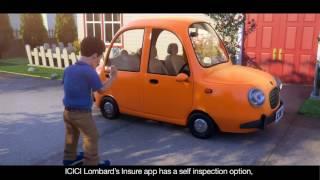 Mobile Self-Inspection facility for motor insurance!