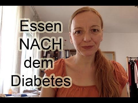 Gips am Fuß bei Diabetes