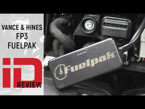 Vance & Hines FP3 Fuelpak Review Mp3