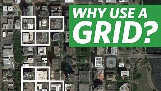Why do so many U.S. cities have gridded streets?