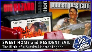 Resident Evil / Sweet Home (Famicom) :: Before & After