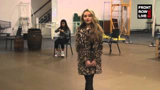 "Sabrina Carpenter Sings ""Close To You"" by The Carpenters"