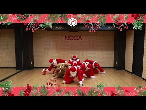 "루첸트(LUCENTE) ""뭔가 달라(YOUR DIFFERENCE)"" Dance Practice (Christmas Ver.)"