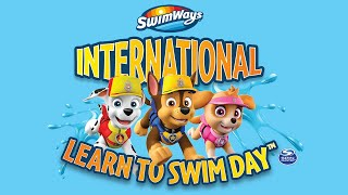PAW Patrol | International Learn To Swim Day | Rescue Episode! | PAW Patrol Official & Friends