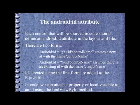 Android Development Course - Chapter 7 - Discussion