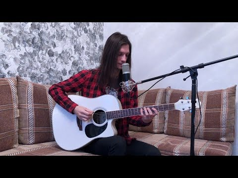 Bullet For My Valentine - Say Goodnight Acoustic (Cover)