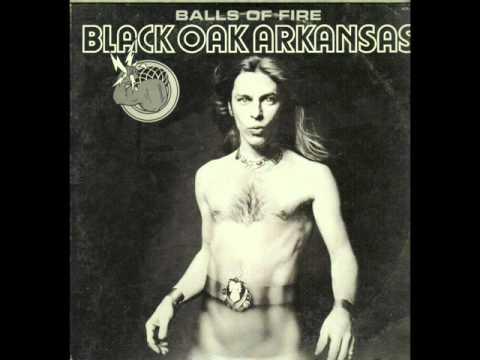 Black Oak Arkansas - I can feel forever