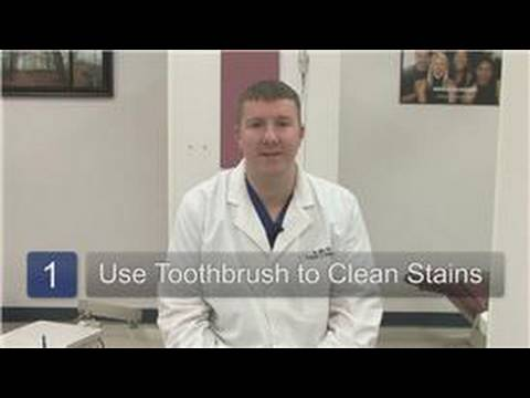 Dental Advice : How to Clean Stained Teeth at Home