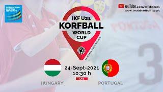 IKF U21 KWC 2021 HUN – POR