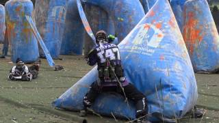 preview picture of video 'INTEMPERATE AT FUN CUP 2014 PAINTBALL M5 part 2'