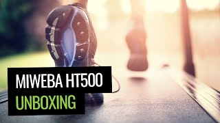 Unboxing Video zum Miweba Sports Laufband Home Track HT500